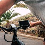 Met fietselektronica racefiets de weg op