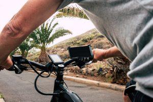 fietselektronica racefiets